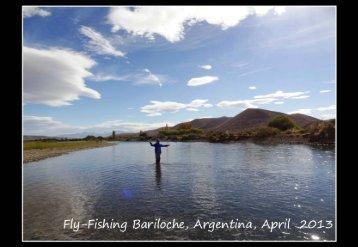 Fliegenfischen in Patagonien Argentinien