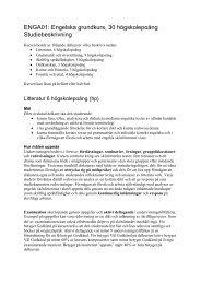 PDF 116 kB - New window - Språk - Lunds universitet