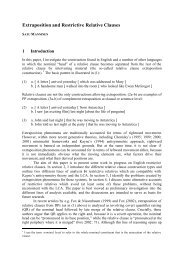 (2002). Extraposition and Restrictive Relative Clauses. The ...