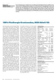 PlusEnergie-Ersatzneubau, 9030 Abtwil/SG - Solar Agentur Schweiz