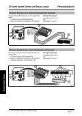 Technische Daten 3D-Sound-Unit - Seite 6