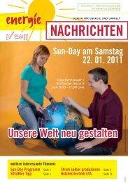 Energienachrichten Katsdorf 1/2011 hier downloaden - SOLARier ...