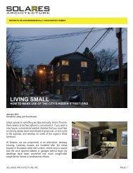 download printable pdf - Solares Architecture