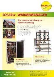 Prospekt - SOLARier Gesellschaft für erneuerbare Energie mbH