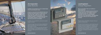 Laadregelaars Charge Regulators Zonnepanelen Solar Modules