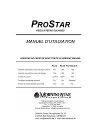 ProStar Solar Controller