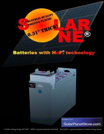SO Brochure1.2 - the Solar Panel Store