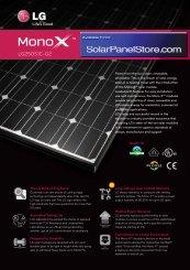 LG250S1C-G2 - the Solar Panel Store