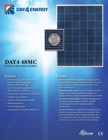 Day448MC-spec-sht-Ja.. - the Solar Panel Store