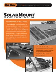 SolarMountSalesPMS 04-7 - the Solar Panel Store