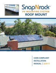 Install Manual - the Solar Panel Store