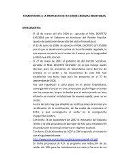 COMENTARIOS AL BORRADOR DE RD ... - Solarweb