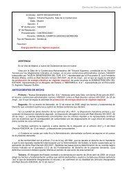 Centro de Documentación Judicial 1 - Solarweb