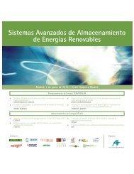 Sistemas Avanzados de Almacenamiento de Energias ... - Solarweb