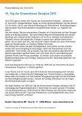 27. April 2013 · 10 – 18 Uhr - SolarZentrum Mecklenburg-Vorpommern - Seite 2