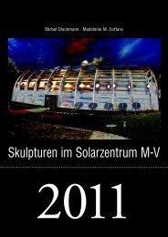 Skulpturen im Solarzentrum M-V - SolarZentrum Mecklenburg ...