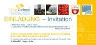 6. Internationale Konferenz für nachhaltige Regionalentwicklung ...