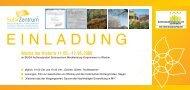 EINLADUNG EINLADUNG - SolarZentrum Mecklenburg-Vorpommern