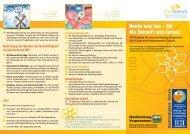 www.solarzentrum-mv.de Heute was tun – für die Zukunft was lernen