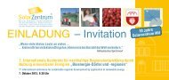Invitation - SolarZentrum Mecklenburg-Vorpommern