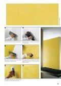Kreative Techniques -  Caparol paints, enamels, protection of buildings - Page 5