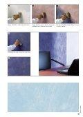 Kreative Techniques -  Caparol paints, enamels, protection of buildings - Page 7