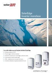 Datasheet inverter 3300-6000W - Albatech
