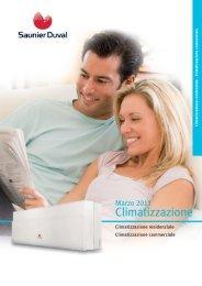 Catalogo Climatizzatori Marzo 2011 - Soledil