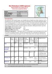 Oversigt over VE-teknologi til elproduktion og ressourcer i HUR, maj ...