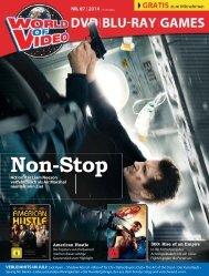World of Video Kundenmagazin 2014/07