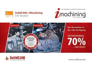 SolidCAM + iMachining Info-Booklet - SolidCAM GmbH