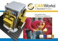 Produktdatenblatt CAMWorks
