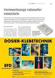 Hagmann Maschinenbau AG - Formwerkzeuge rationeller entwickeln