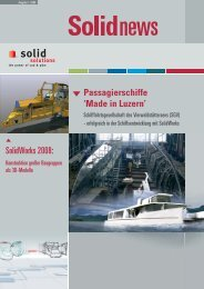 SolidWorks 2008 - Solid Solutions AG