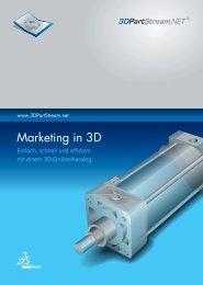 Einfach, schnell und effizient mit einem 3D-Online-Katalog