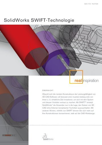 SolidWorks SWIFT-Technologie - Solid Solutions AG