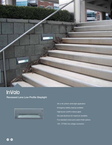 InValo - Solid State Luminaires