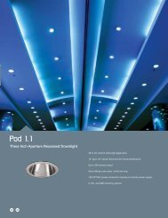 Pod 1.1 - Solid State Luminaires