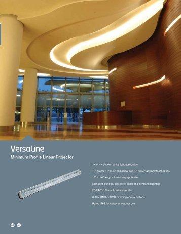 VersaLine - Solid State Luminaires