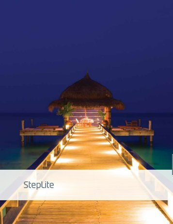 StepLite - Solid State Luminaires