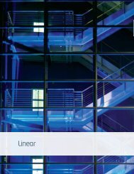 Linear - Solid State Luminaires