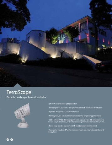 ssl-catalog-terrasca.. - Solid State Luminaires