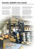Carrelli elevatori elettrici 1.0-5.0 tonnellate - Cat Lift Trucks - Page 2