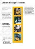 Carrelli elevatori elettrici 1.0-5.0 tonnellate - Cat Lift Trucks - Page 4