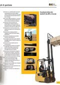 Carrelli elevatori elettrici 1.0-5.0 tonnellate - Cat Lift Trucks - Page 7