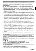 Elektro- Heckenschere - Seite 5