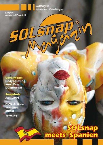 SOLsnap meets Spanien - SOLsnap.com