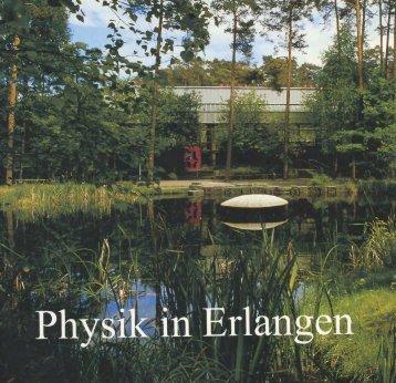 Physik in Erlangen