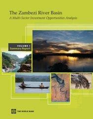 The Zambezi River Basin - Solutions for Water platform - World ...
