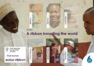 Water Ribbon, presentation - Solutions for Water platform - World ...